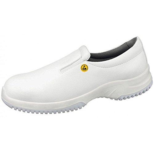 Abeba - Calzado de protección para hombre Blanco blanco 40