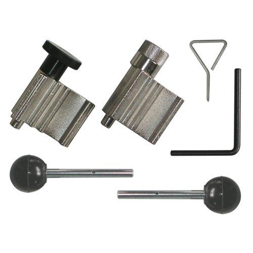 Arretierwerkzeug Satz TDI PD PUMPE DÜ SE bei VAG Motoren/Zahnriemen und Motoreinstellwerkzeug 6-tlg. (Motor-Instandsetzung und Zahnriemenwechsel Werkzeug) Alkan