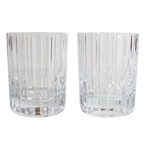 Baccarat Harmonie Tumbler #2, Set of 2 by Baccarat Crystal