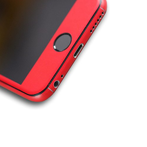 AppSkins Vorderseite iPhone 6s Color Edition red