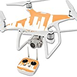 MightySkins Skin for DJI Phantom 4 Quadcopter Drone – Los Angeles | Protective, Durable, and Unique Vinyl Decal wrap Cover | Easy to Apply, Remove, and Change Styles | Made in The USA