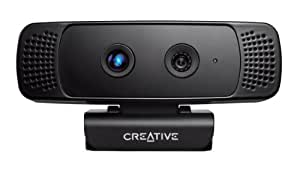 Creative Senz3D Depth and Gesture Recognition Camera for Personal Computers