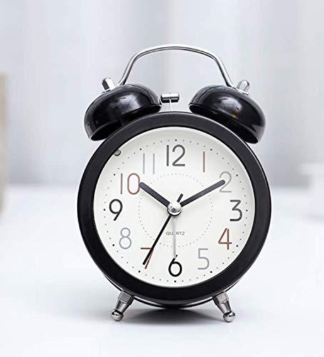 edafg Despertador Despertador Retro Estudiante Silencioso ...