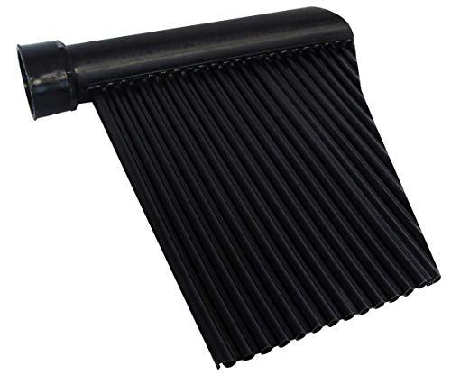 SunQuest 6-2X12 Solar Swimming Pool Heater Complete System with Roof Kits ()