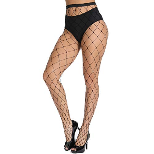 akiido High Waist Tights Fishnet Stockings Thigh High Stockings - Stockings Lightweight