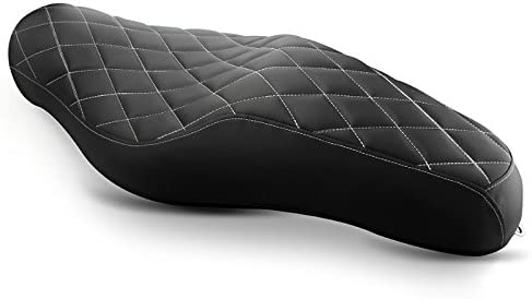 Seat for Harley Davidson Sportster 1200 Custom//Iron 04-19 Driver and Passenger Craftride HS2