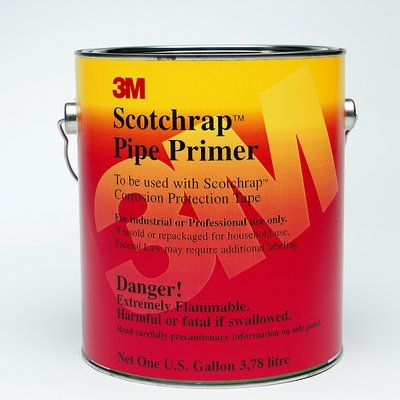 3M Scotchrap Pipe Primer SCOTCHRAP, 1 Gallon (Pack of 4) by Scotchrap