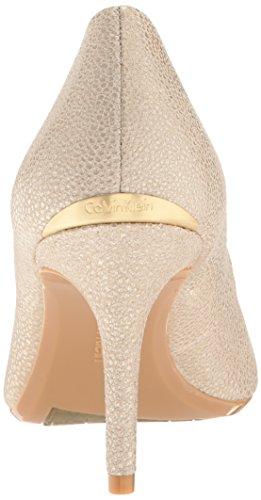 Calvin Klein Donna Gayle Pump Sand