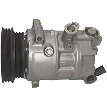 RYC Remanufactured AC Compressor and A/C Clutch AIG567 (Does Not Fit Volkswagen Passat 3.6L)