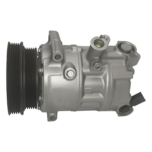 RYC Remanufactured AC Compressor and A/C Clutch AIG567 (Does Not Fit Volkswagen Passat 3.6L) (Vw Ac Compressor)