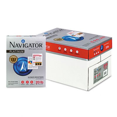 SNANPL1120 - Navigator Platinum Office Multipurpose Paper