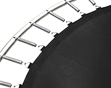 Jumping Surface for 14 Trampolines with 96 V-Rings and 8.5 Springs Springs Not Included