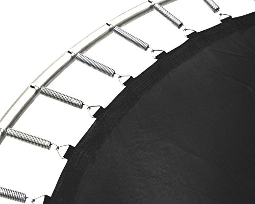Jumping Oberfläche für 14 'Trampolin mit 96 V-Ring und 14 cm Federn (Federn nicht im Lieferumfang enthalten)