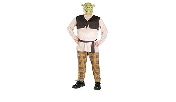 Shrek Señor Disfraz Supreme XL