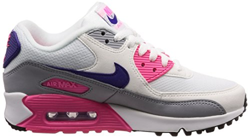 White 90 Donna Air Running Laser Multicolore Scarpe Max Purple Wolf NIKE Court 136 Grey Pink TEqRwx0R