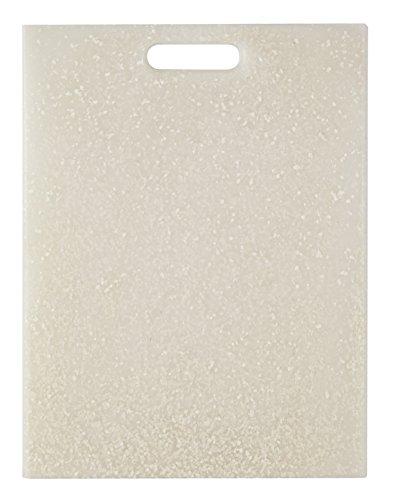 EcoSmart PolyPaper Cutting Board, White, 12