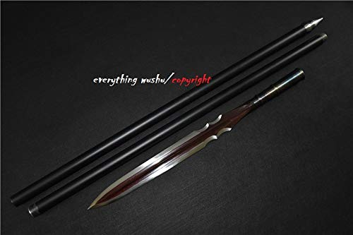 Everythingwushu Kung Fu Traditional Chinese Wushu Spears Long Spears