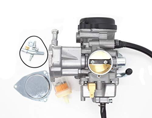- Carburetor for Yamaha Rhino 450 YXR450FA YXR450FH YXR450FSE YXR450FAH (01095)