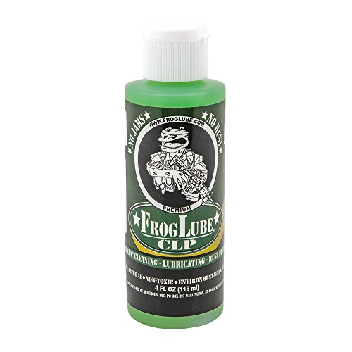 Frog Lube CLP Liquid 4 oz Bottle (Mint Frog)