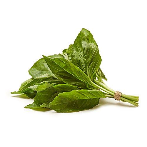 Organic Basil, 0.5 oz Clamshell