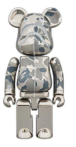 超合金 BE@RBRICK-ベアブリック- CAMO SHARK BE@RBRICK GOLDの商品画像