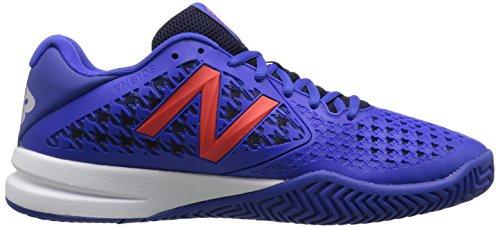 New Balance Men's 996v2 Tennis Shoe Blue