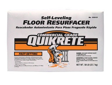 (Quikrete Fast-Setting Self Leveling Floor Surfacer 50 Lb )