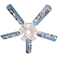Ceiling Fan Designers Ceiling Fan, Batman Superhero, 52