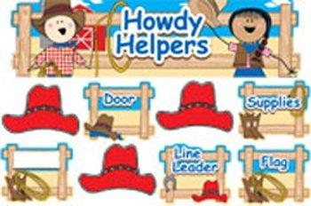 (Howdy Helpers Mini Bulletin)