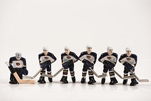 NHL Atlanta Thrashers Table Top Hockey Game Players Team Pack Atlanta Thrashers Hockey Team