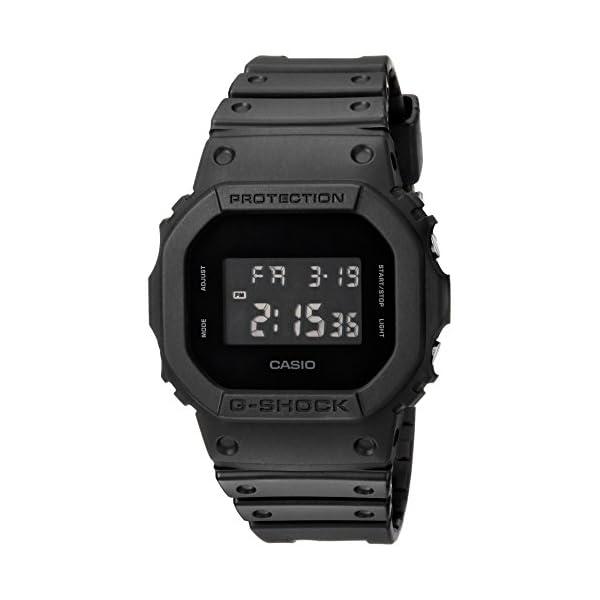 G-Shock–Reloj unisex dw-5600bb 2