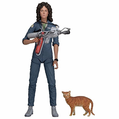 Costumes Colonial Marine For Sale (Shallen NECA Aliens Series 4 RIPLEY (JUMPSUIT) 7