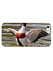 3d Full Wrap Case for iPhone 6 plus 5.5 Animal Duck On The Lake41