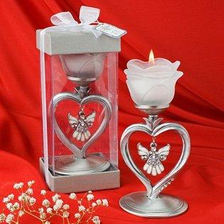 Angel Design Candle Holder, 24
