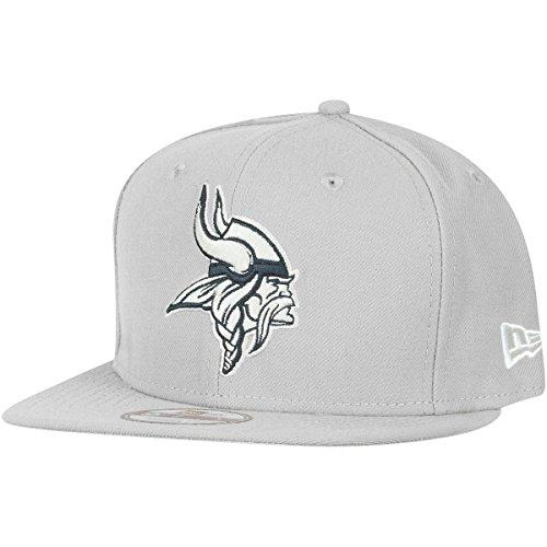 New Era 9Fifty Snapback Cap - NFL Minnesota Vikings gris
