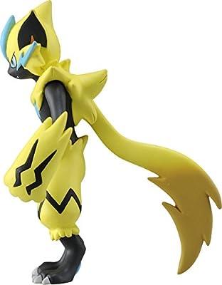 "Takaratomy Pokemon Sun /& Moon Esp-03-Zeraora Figure 3/"""