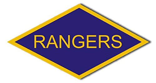 - United States Army World War 2 Ranger Tab Decal Sticker 5.5