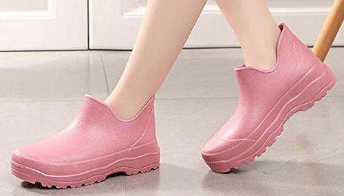 Black Premium S Pink S Boot Pink Clog Men's Garden Green WPfWZqC