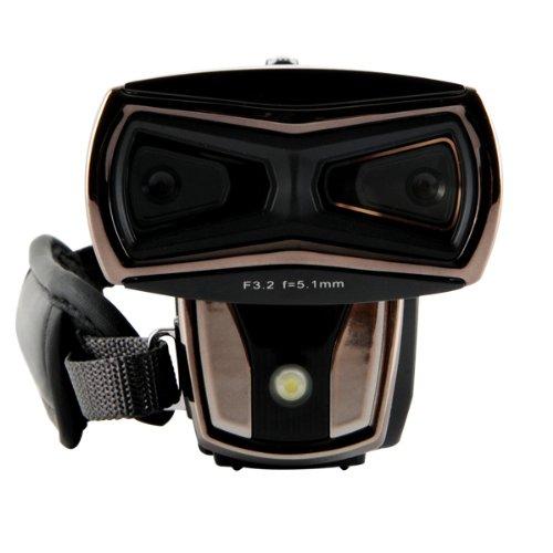 DIUNAMAI Camcorder 3d Full HD wd-z550Black