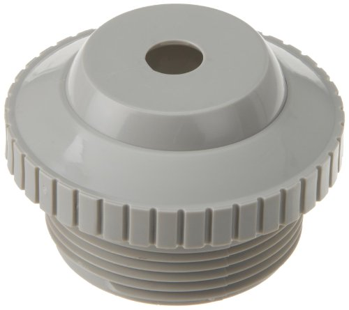 Hayward SP1419BGR Gray 3/8-Inch Opening Hydrostream Directional Flow Inlet Fitting with 1-1/2-Inch MIP Thread