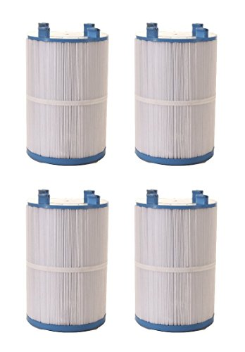 4) Unicel C7367 Replacement Cartridge Filters 75 Sq Ft Dimension One PDO75-2000 by Unicel
