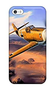 New Arrival Cover Case With Nice Design For Iphone 5/5s- Aircraft