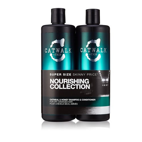 TIGI Catwalk Oatmeal & Honey Shampoo and Conditioner Tween D