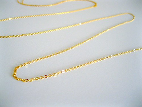 Solid Gold Belly Chain, 14k Gold Belly Chain, Solid Gold Body Jewelry, Body Chain by Faire de la Mode