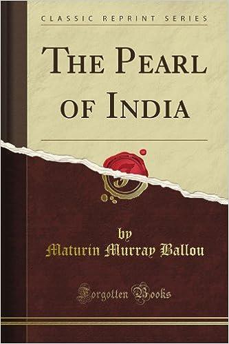 Beste lydbøker laste ned gratisThe Pearl of India (Classic Reprint) PDF RTF DJVU