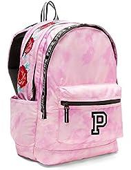Victorias Secret PINK Campus Backpack Tie Dye Cupid Roses