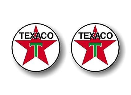 2 Vintage TEXACO Gas Pump 9