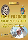 Pope Francis color photo album
