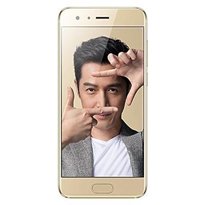 HUAWEI Honor 9 STF-AL10 5.15 inch Kirin 960 Dual 20 MP + 12 MP (6GB+64GB) Smartphone