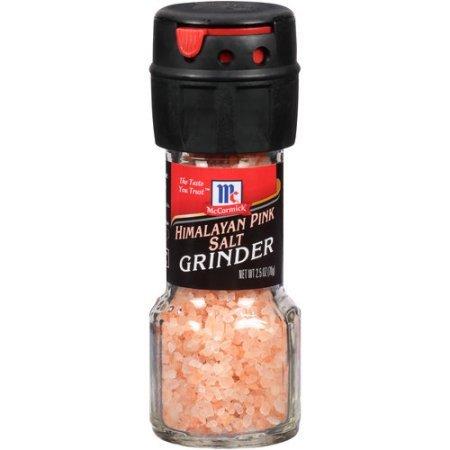 Mccormick Himalayan Pink Salt Grinder, 2.5 Oz